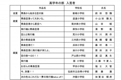 入賞者名簿2
