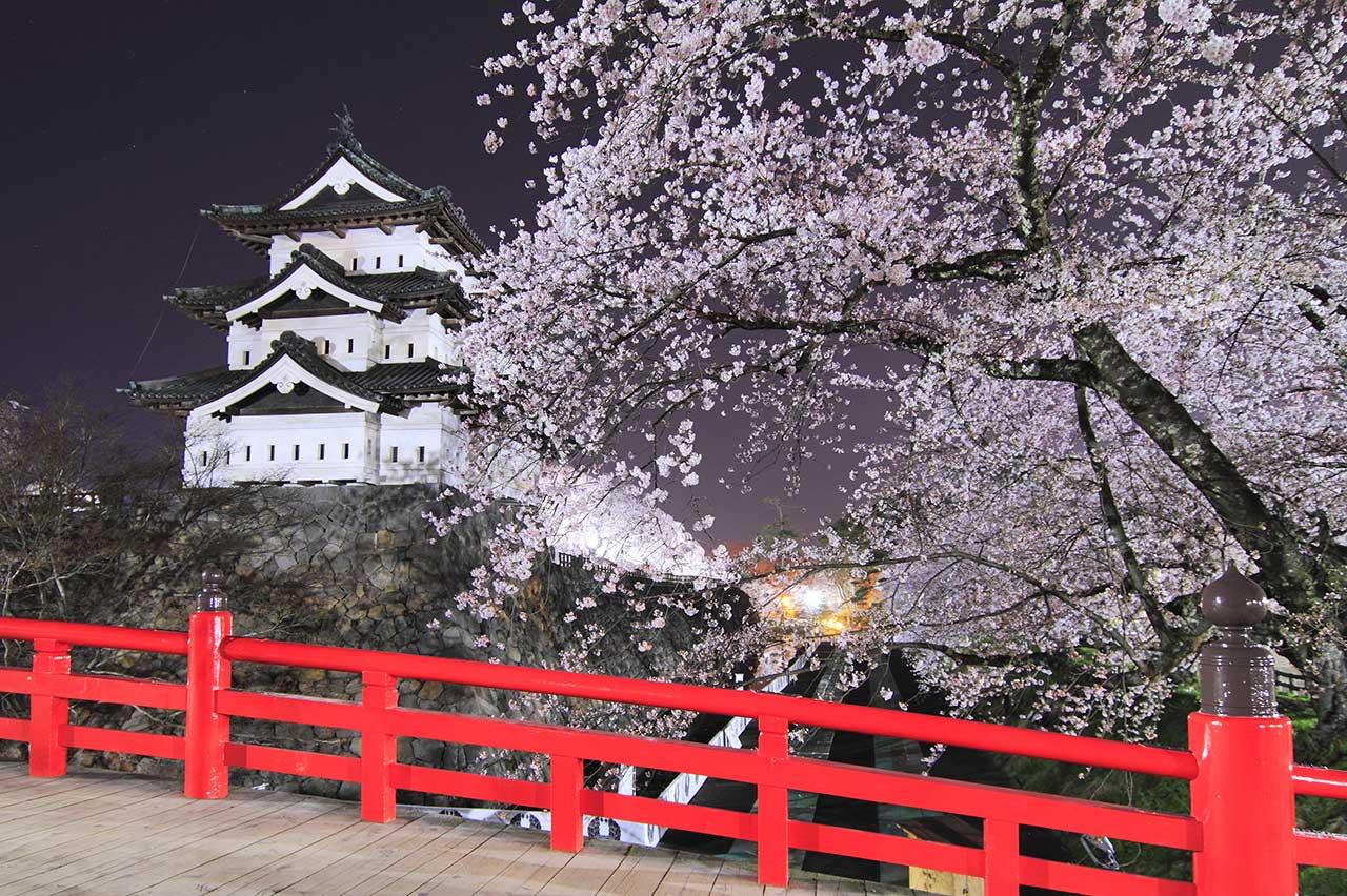 弘前城 桜祭り